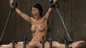 Aasialaista tyttöä kuritetaan rankasti