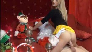 Joulupukin kyrpä on paras joululahja ikinä